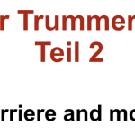 Walter Trummer lügt, Teil 2 (carriere and more)