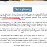 Walter Trummer (carriere and more): Betriebswirt IHK?, Handelsfachwirt? (Walter Trummer lügt, Teil 5)