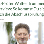 Walter Trummer lügt im Interview mit Torben Naujokat, Modu-Learn (Trummer lügt, Teil 6)
