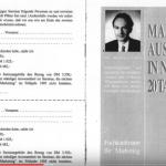 1994: das erste Seminar mit der Spaßlerndenk-Methode, BEWEISE, Teil 1