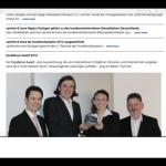 "Carriere and more: Täuschung der Kunden durch Walter Trummer, diesmal: ""Excellence Award"", Teil 2"
