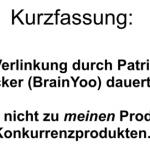 BrainYoo-Betrug dauert an, Filip Lyncker, Patrick Schmidt