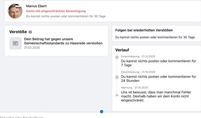 Facebook und die Diktatur