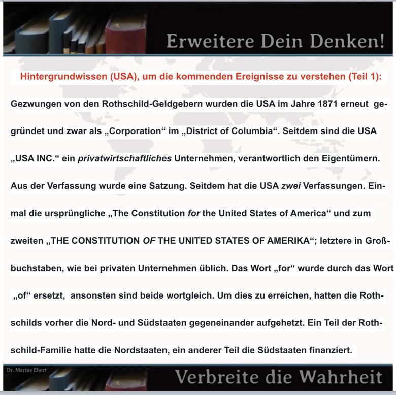 USA: Hintergrundwissen, um die kommenden Ereignisse zu verstehen