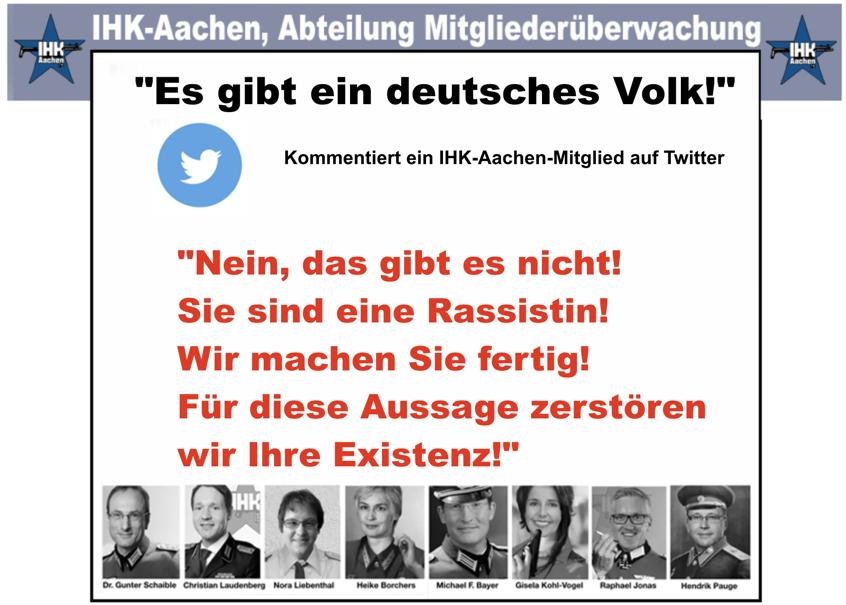 """IHK-Aachen und """"Antifa"""": die Hetzjagd auf ein Mitglied, Teil 1"""