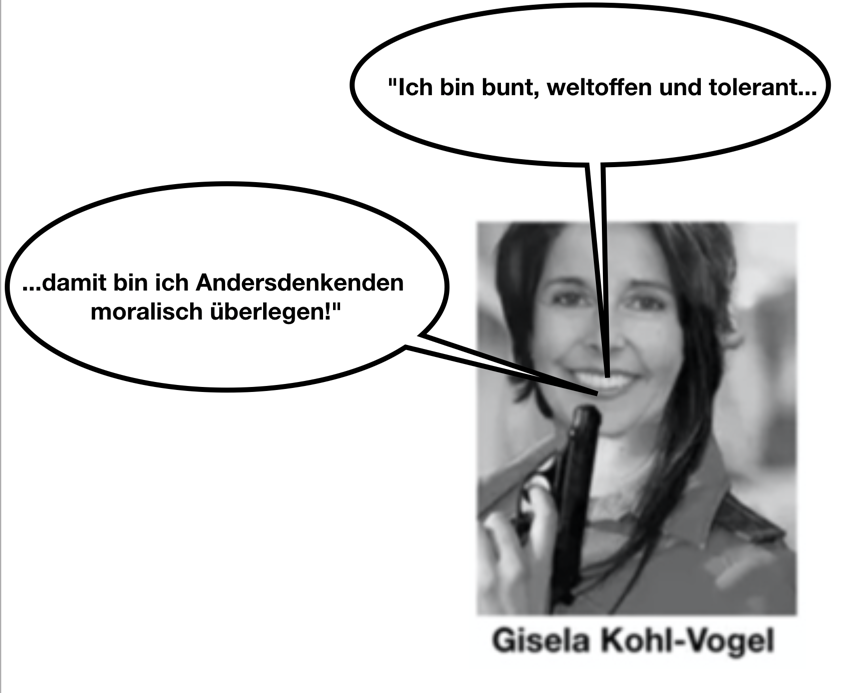 Gisela Kohl-Vogel (IHK-Aachen): die Fehlbesetzung