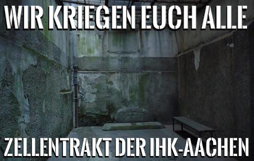 IHK-Aachen, Nora Liebenthal: Existenzzerstörung eines Mitgliedes, visualisiert, Teil 3