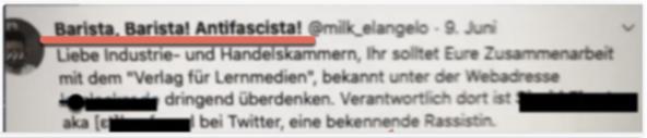 """IHK-Aachen und """"Antifa"""": die Hetzjagd auf ein Mitglied, Teil 7 IHK-Stuttgart"""